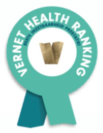 Vernet Health Ranking