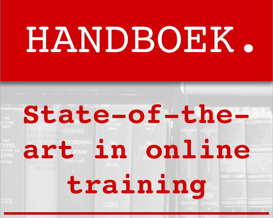 "eBook ""State-of-the-Art in online training"""