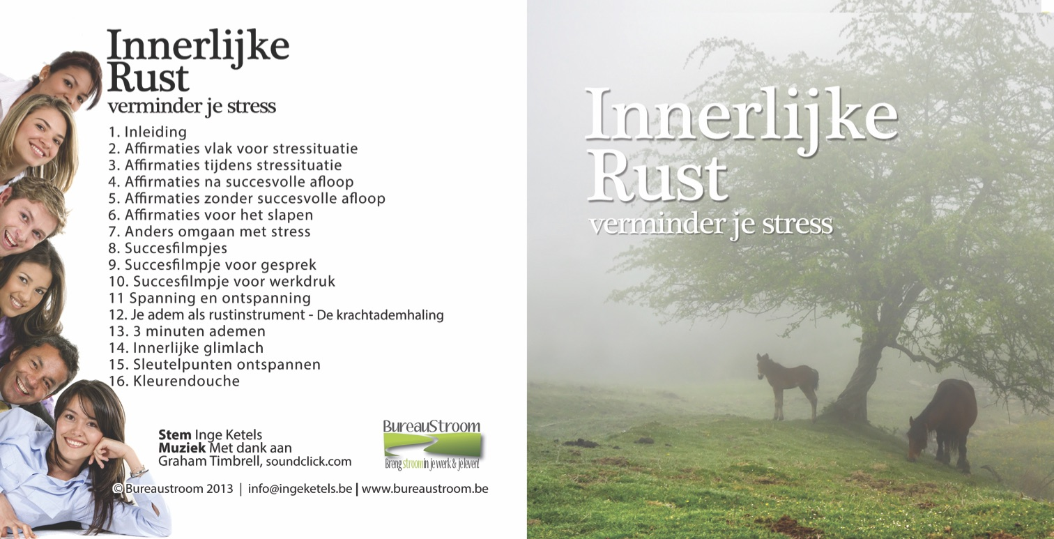 MP3 CD - Innerlijke Rust
