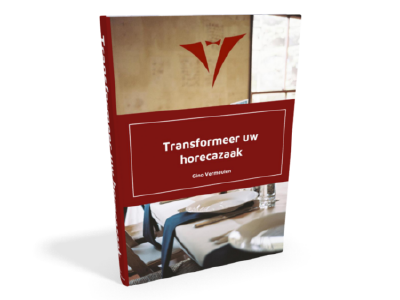 Ebook - Transformeer uw horecazaak