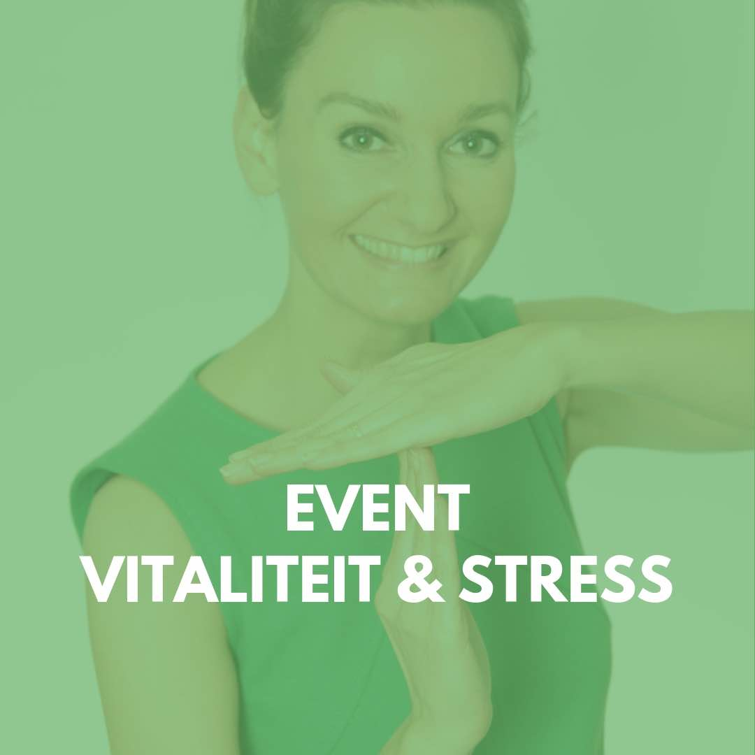 Event Vitaliteit & Stress